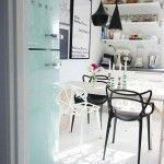 Frigoríficos Smeg, el electrodoméstico retro de moda para cocinas con encanto