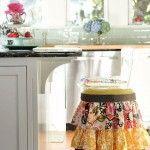 Barras de cocina qu altura es la correcta cocinas - Tunear muebles viejos ...