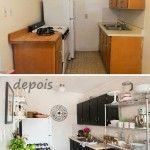 Cómo reformar una cocina pequeña low cost