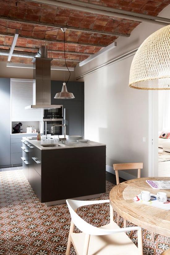 Materiales de los muebles de cocina: el PVC
