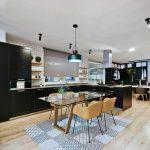 Qué elementos diferencian a las cocinas de lujo