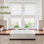 Cómo elegir los estores para tu cocina