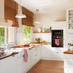 Tipos de persianas para la cocina rústica, moderna, vintage… Las mejores para cada estilo