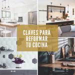Las claves para reformar la cocina: cómo medir, escoger los materiales y hacer el diseño