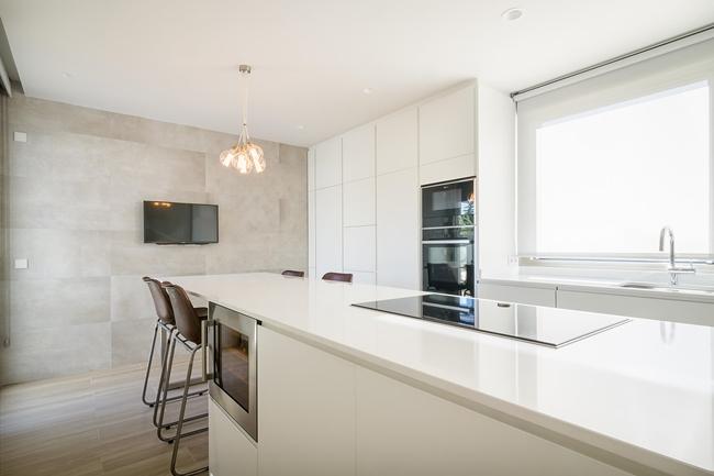 puertas para muebles de cocina de diseño moderno