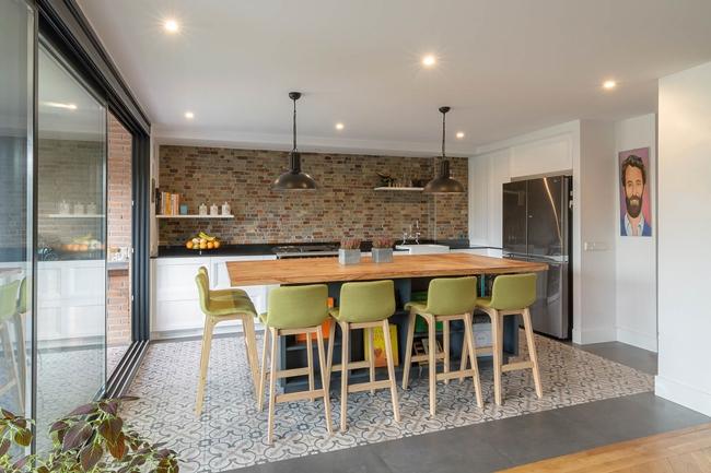 puertas para muebles de cocina lacadas en blanco cocina de diseño de estilo vintage